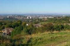 View from the Rowley Hills (image © Mike Poulton)