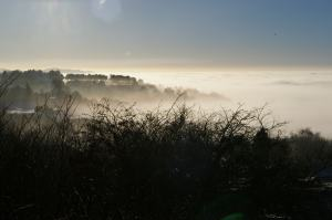 Rowley Hills winter scene (image © Mike Poulton)