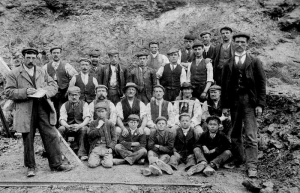 Rowley Rag quarrymen