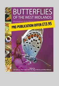 Butterflies of the West Midlands