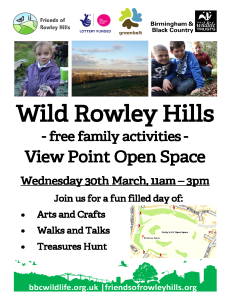 Wild Rowley Hills 30.03.16