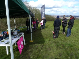 View Point Open Space AFA event 30th March 2016 (image © Mike Poulton)