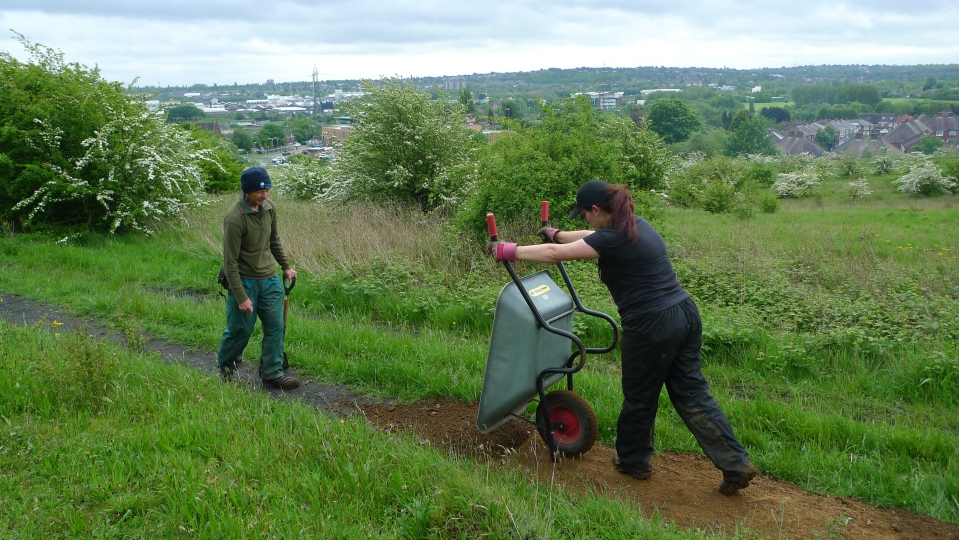 Black Country Geoconservation Day (image © Mike Poulton)