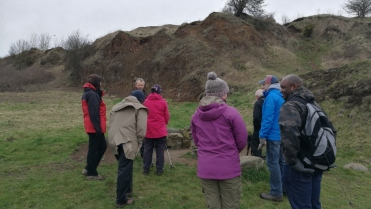 Viewpoints guided walk