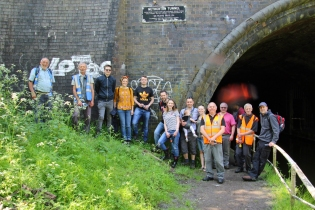 Netherton Tunnel & Pepperpots walk (image © Andrew Cook)