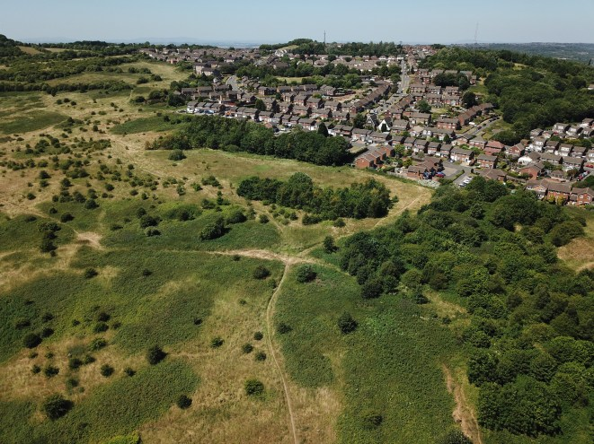 Portway Hill (image © Andy Purcell)