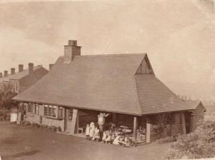 Bury Hill Park Lodge