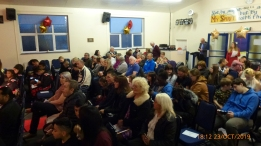 Red Carpet Awards event - Oakham Evangelical Church (image © Mike Poulton)